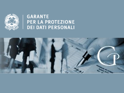 Garante privacy: Newsletter 22/07/2019